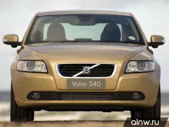 руководство по ремонту Volvo S40 Ii - фото 7