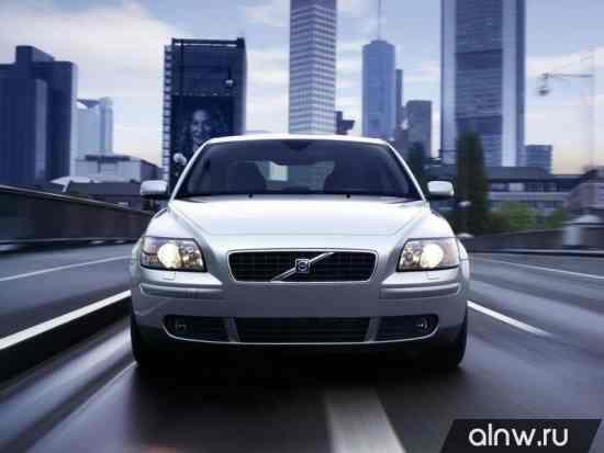 руководство по ремонту Volvo S40 Ii - фото 8