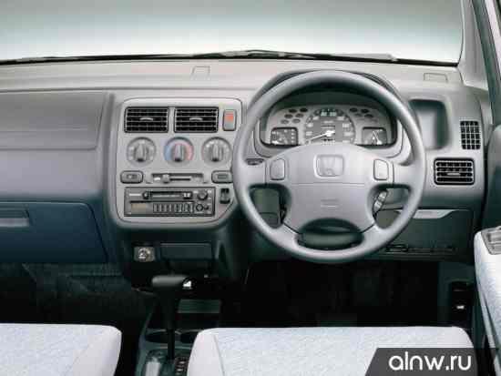 Каталог запасных частей Honda Capa
