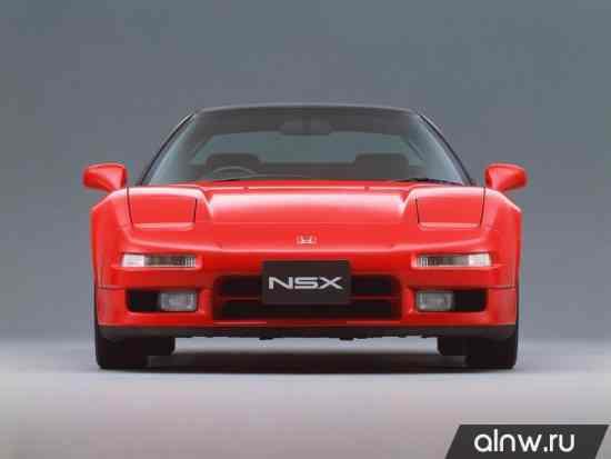 Инструкция по эксплуатации Honda NSX