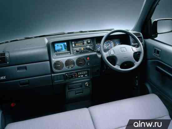 Каталог запасных частей Honda S-MX