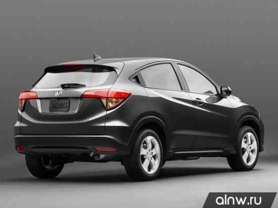 Каталог запасных частей Honda Vezel