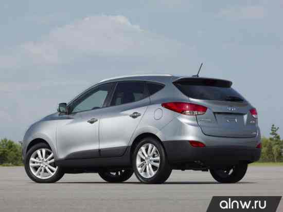 Каталог запасных частей Hyundai ix35