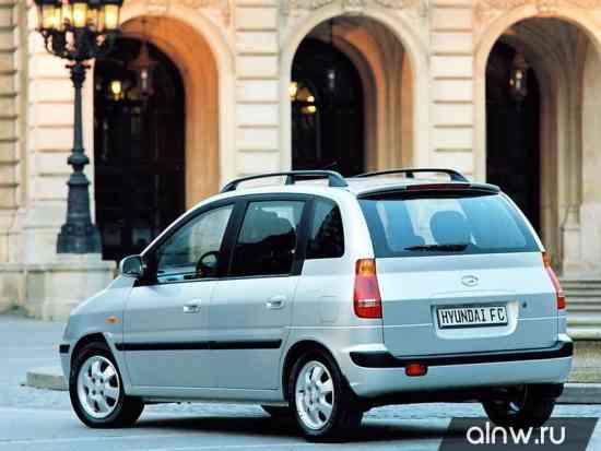 Каталог запасных частей Hyundai Lavita