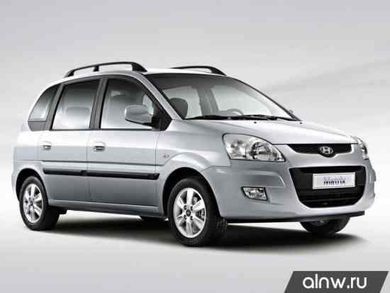 Руководство по ремонту Hyundai Matrix