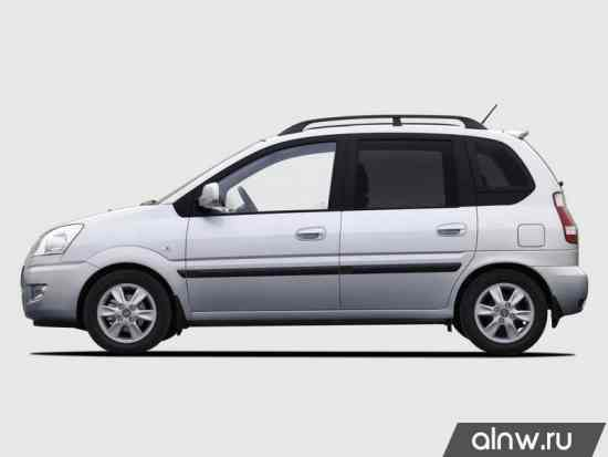 Каталог запасных частей Hyundai Matrix