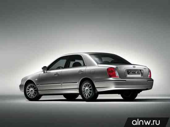 Каталог запасных частей Hyundai XG
