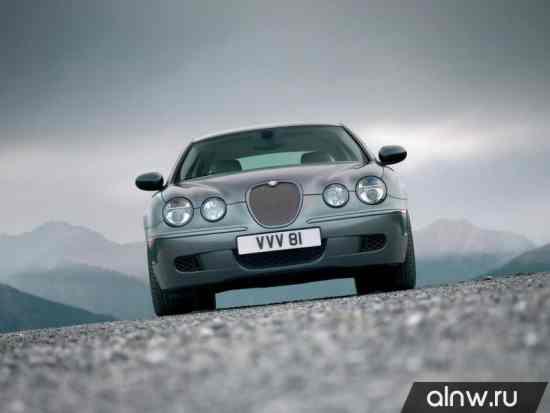 Инструкция по эксплуатации Jaguar S-Type