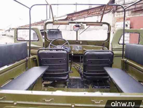 Каталог запасных частей ГАЗ 69
