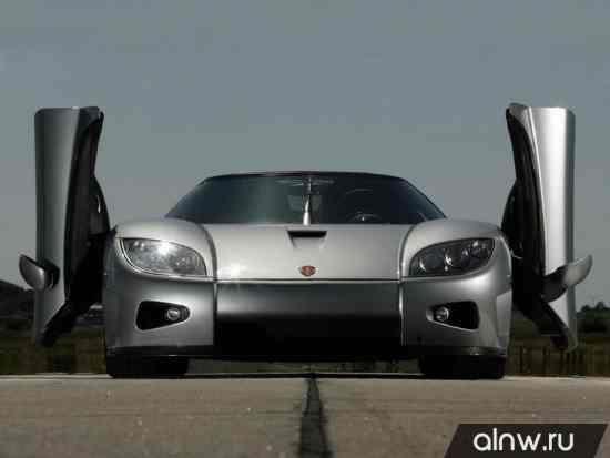 Инструкция по эксплуатации Koenigsegg CCX