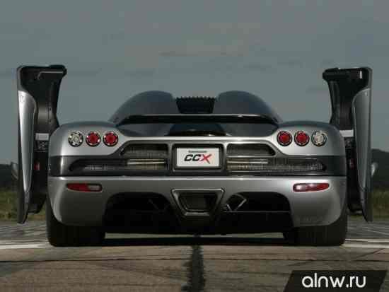 Каталог запасных частей Koenigsegg CCX