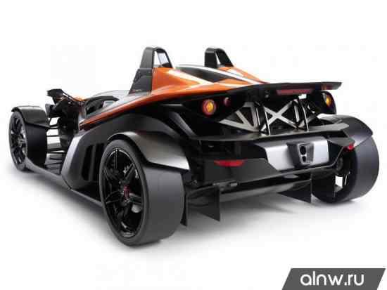 Каталог запасных частей KTM X-Bow