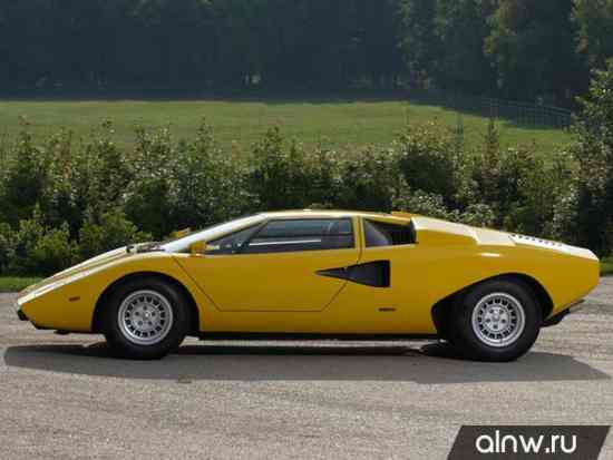 Каталог запасных частей Lamborghini Countach
