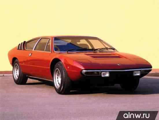 Руководство по ремонту Lamborghini Urraco
