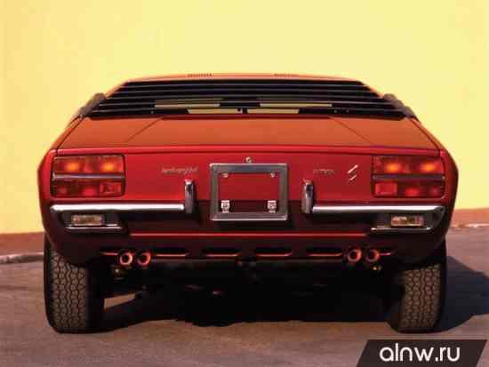 Каталог запасных частей Lamborghini Urraco