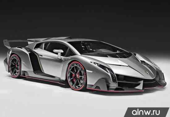 Руководство по ремонту Lamborghini Veneno