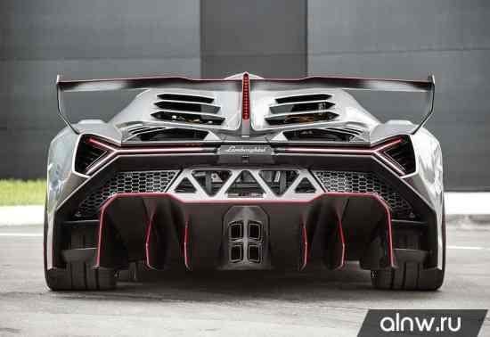 Каталог запасных частей Lamborghini Veneno