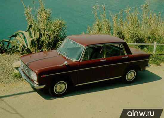 Руководство по ремонту Lancia Fulvia