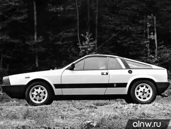 Каталог запасных частей Lancia Monte Carlo