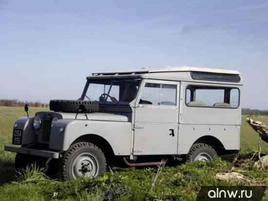 Инструкция по эксплуатации Land Rover Series I