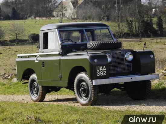 Руководство по ремонту Land Rover Series II