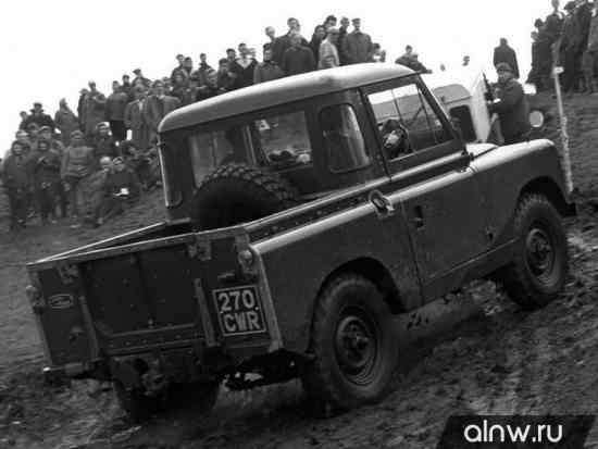 Инструкция по эксплуатации Land Rover Series II