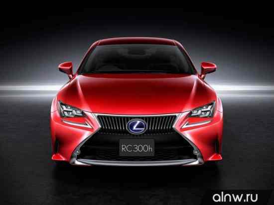 Каталог запасных частей Lexus RC