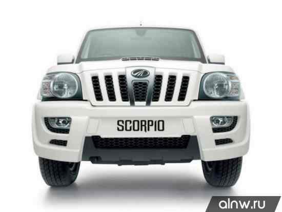 Каталог запасных частей Mahindra Scorpio