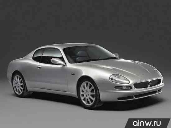 Руководство по ремонту Maserati 3200 GT