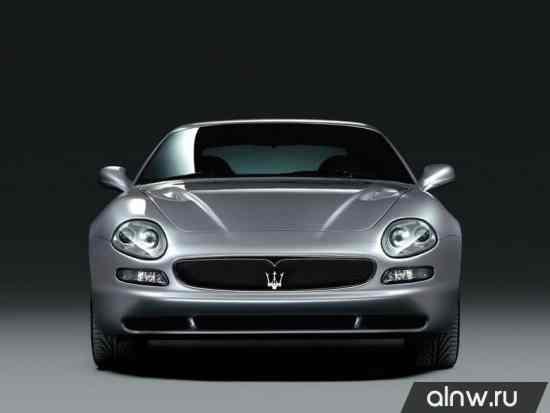 Каталог запасных частей Maserati 3200 GT