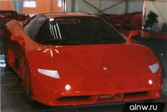 Инструкция по эксплуатации Maserati Chubasco