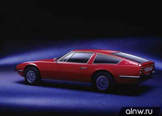 Инструкция по эксплуатации Maserati Indy