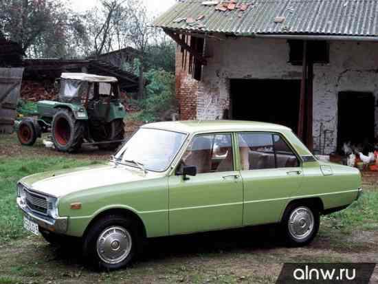 Каталог запасных частей Mazda 1000