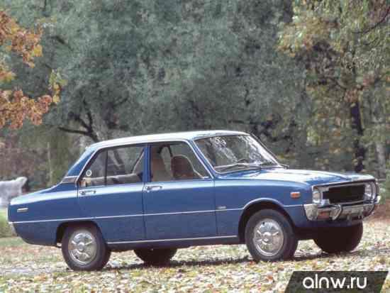Руководство по ремонту Mazda 1300