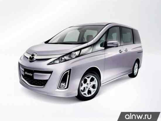 Инструкция по эксплуатации Mazda Biante