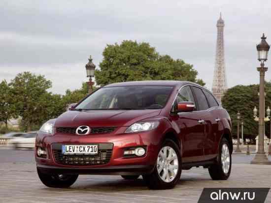 Каталог запасных частей Mazda CX-7
