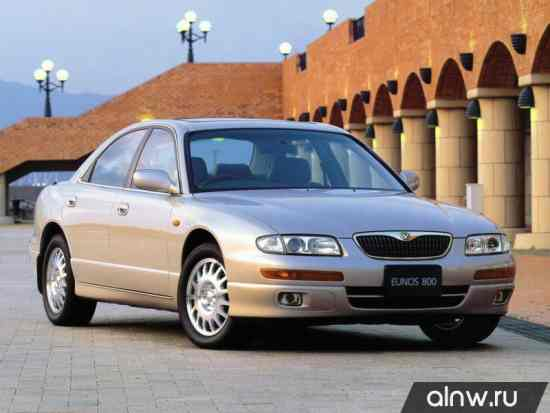 Руководство по ремонту Mazda Eunos 800