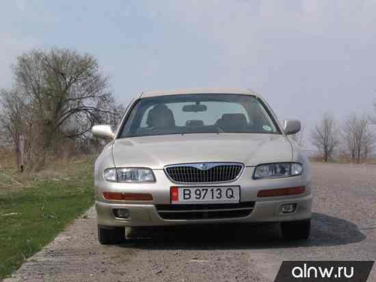 Каталог запасных частей Mazda Eunos 800