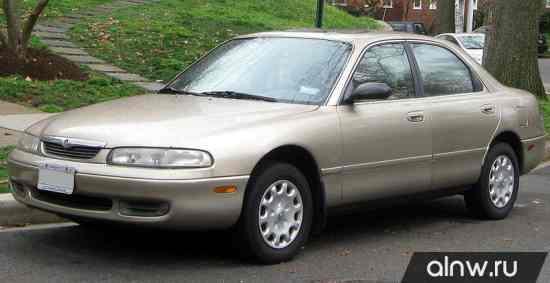 Руководство по ремонту Mazda Lantis