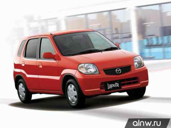Руководство по ремонту Mazda Laputa