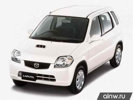 Инструкция по эксплуатации Mazda Laputa