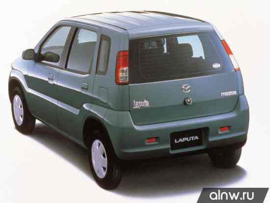 Каталог запасных частей Mazda Laputa