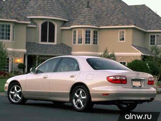 Каталог запасных частей Mazda Millenia