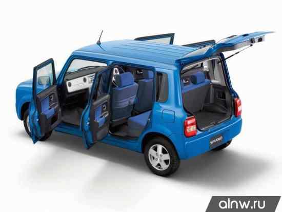 Каталог запасных частей Mazda Spiano