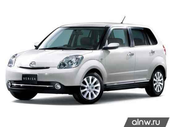 Руководство по ремонту Mazda Verisa