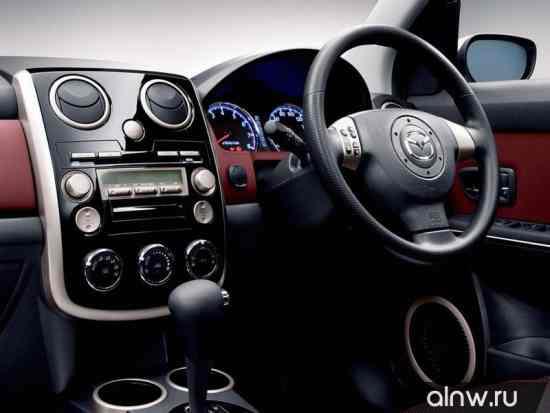 Каталог запасных частей Mazda Verisa