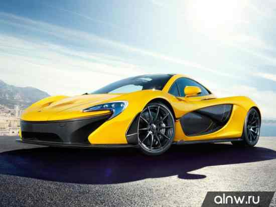 Руководство по ремонту McLaren P1