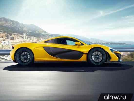 Каталог запасных частей McLaren P1