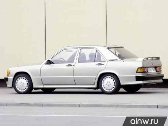 Инструкция по эксплуатации Mercedes-Benz 190 (W201)