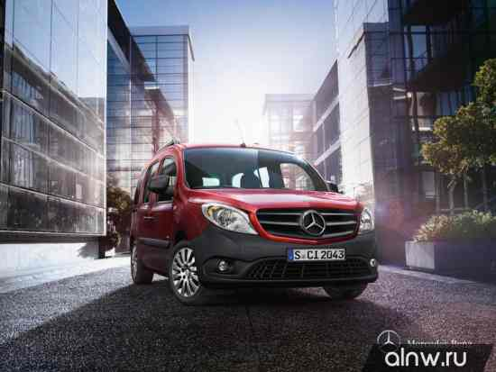 Руководство по ремонту Mercedes-Benz Citan